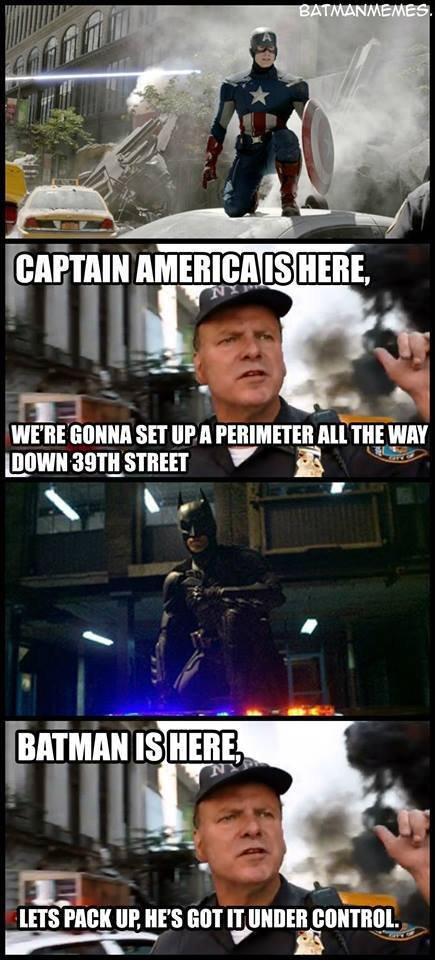 """Batman is here!. . eminem HEB SET Ill"""" MI m MIT Etti'. IS HERE,"""