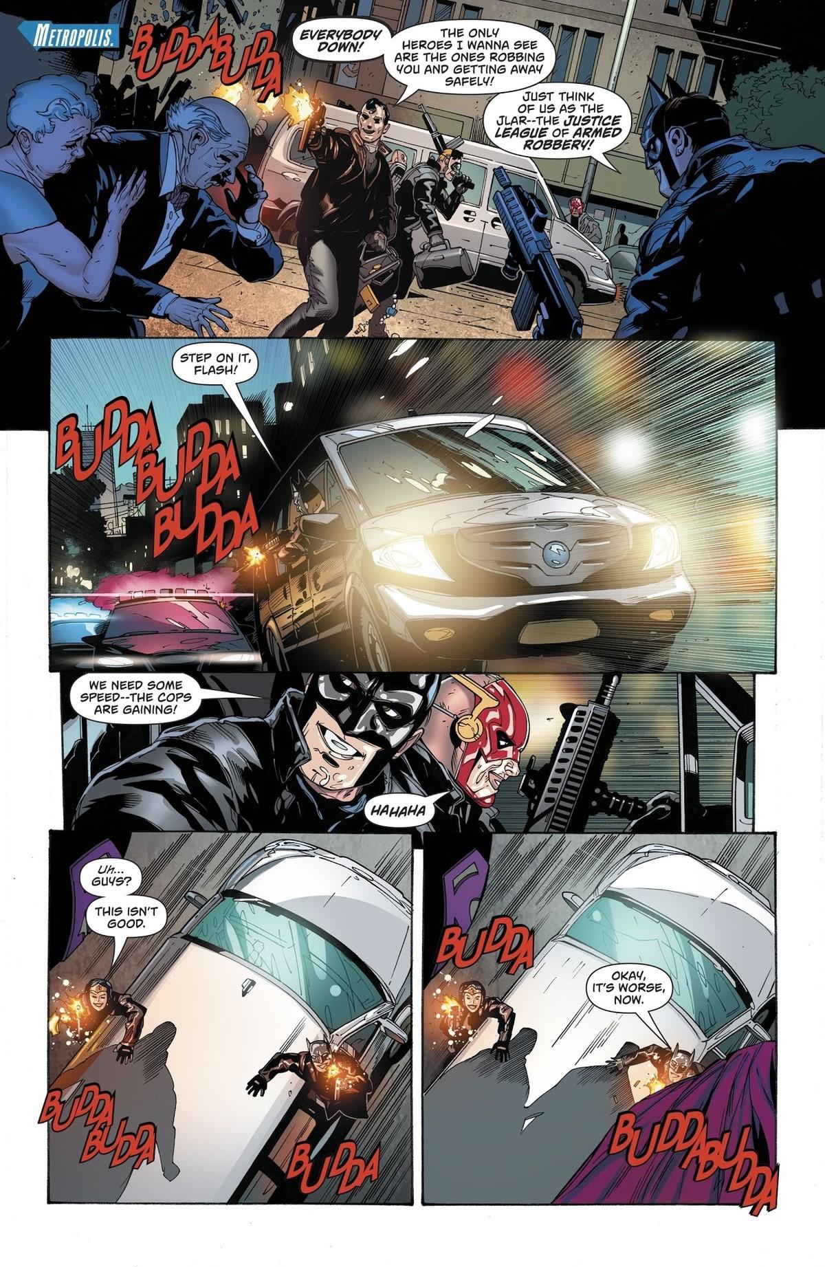 Super bros. .. Ever the ego, eh Luthor?