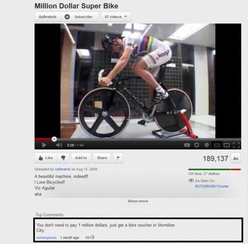win!. . Dollar Super Bike aka END?! More