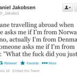 A Dane Abroad
