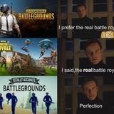 real battle royal